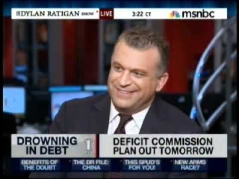 Jami Floyd on The Dylan Ratigan Show Nov 30 2010