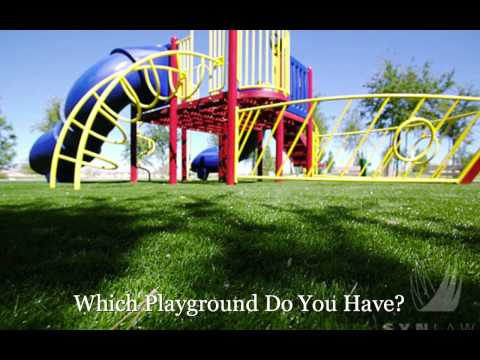 Which Playground Do You Have - SYNLawn