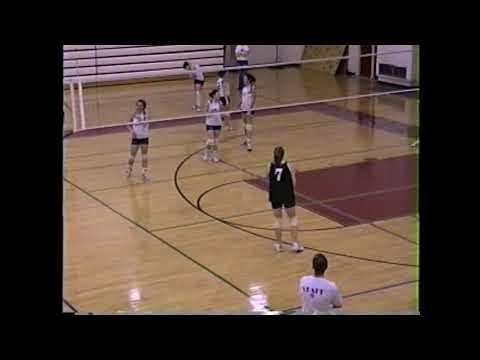 NAC - Peru Volleyball  1-26-02