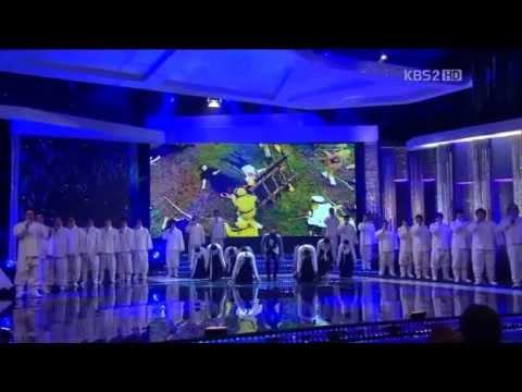 2012 연기대상 - 주원 축하공연