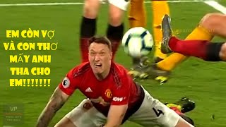 Những pha diễn hài khó đỡ trong bóng đá l Comedy Football & Funniest Moment Football