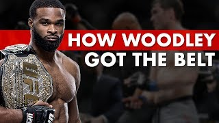 History of The UFC Welterweight Title