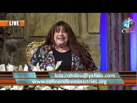 Refiners Fire with Rev Lola Rondou  03-30-2021