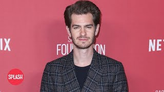 Andrew Garfield Describes His Relationship with Drugs | Daily Celebrity News | Splash TV