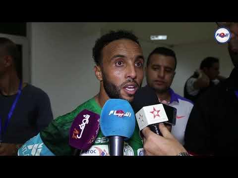 الراقي والشاكير في تصريح واقعي بعد مباراة الفتح