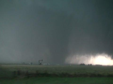 5/31/2013 Extended Clean Edit - Intercept and Escape from El Reno, OK Tornado