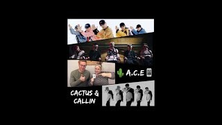She Don't Know KPOP! Reacting to A.C.E. - Cactus & Callin'