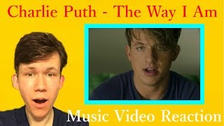 Charlie Puth - The Way I Am [ Official Video REACTION ]