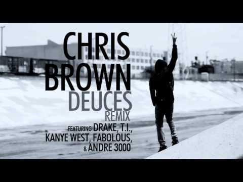 Baixar Chris Brown - Deuces Remix (feat. Drake, T.I., Kanye West, Fabolous, & Andre 3000) (Clean)