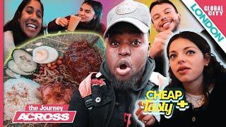 TRYING MALAYSIAN FOOD IN LONDON