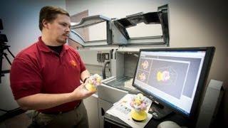 '3D Printing at Pittsburg State University