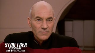Star Trek: Discovery - What Makes Patrick Stewart's Captain Picard So Iconic?