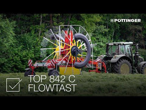 FLOWTAST pro čistou sklizeň v obtížných podmínkách
