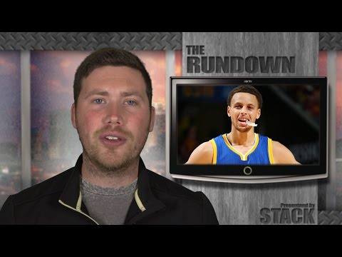 Buddy Heild's 3-Point Barrage During a Workout and the Auction of Steph Curry's Gross Mouthguard