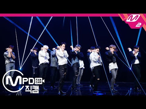 [MPD직캠] 세븐틴 직캠 4K 'Good to Me' (SEVENTEEN FanCam) | @MCOUNTDOWN_2019.1.24