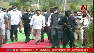 CM Jagan inaugurates new academic complex at RGUKT..