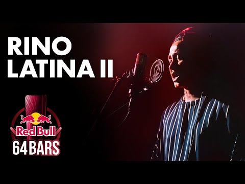 RINO LATINA II - 64 Bars recorded in Tokyo Red Bull Music