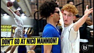 NEVER GO AT NICO MANNION!! Nico LEVELS UP In HEATED Championship Game!