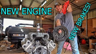 Rebuilding a Destroyed ZR1 Corvette Part 5