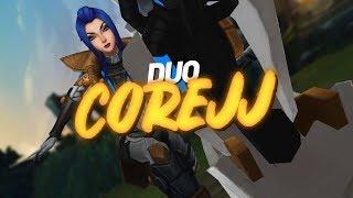Doublelift - CoreJJ is a true support