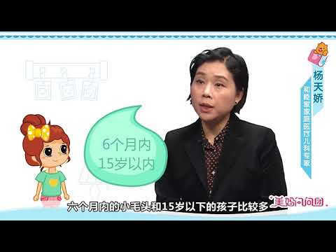 36 【杨天娇】麻疹的症状有哪些?