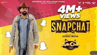 Snapchat – Babbu Maan