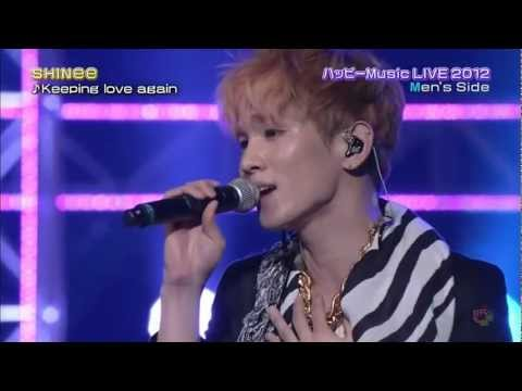 SHINee 샤이니 - Keeping Love Again [Live]