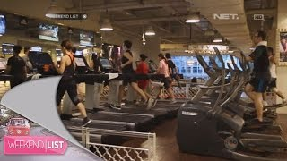 Weekend List - Class Dance Celebrity Fitness - Pintu Senayan