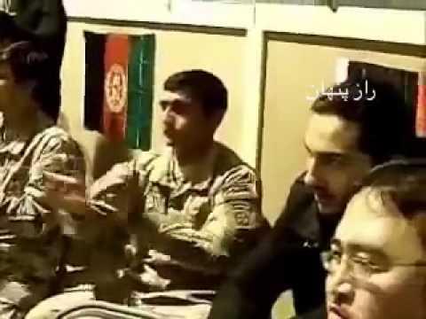 رازپنهان در میدان هوایی بگرام افغانستان