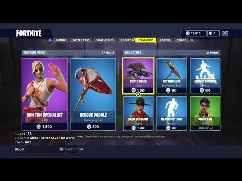Fortnite Temporada 9 Bytes