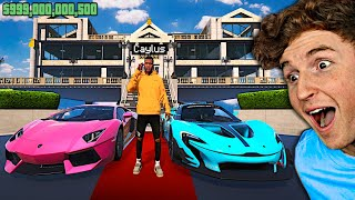 Playing GTA 5 As The Most FAMOUS Celebrity.. (GTA 5 Mods)