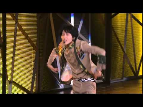 SHINee JAT 2013 BOYS MEET YOU DVD - BURNING UP!