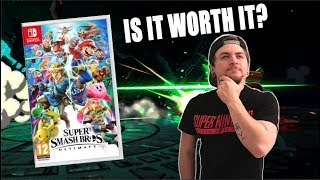 Super Smash Bros Ultimate Nintendo Switch Review - IS IT WORTH IT?