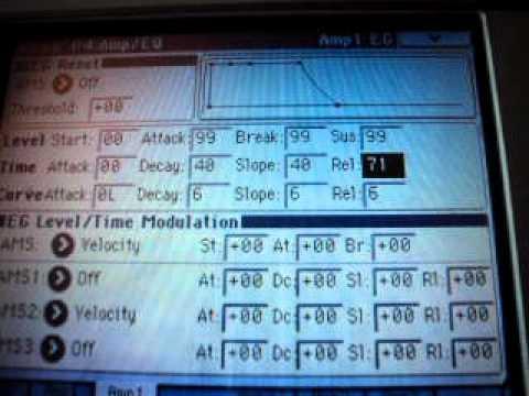 cargar samples korg M3 parte 2