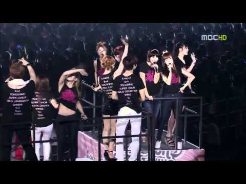 [120409] Super Junior,SNSD,F(x),Other SM artist - Hope LIVE @ Smtown Live in Tokyo