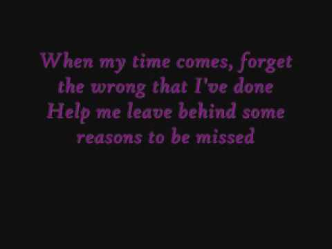 Linkin Park - Leave Out All The Rest Lyrics