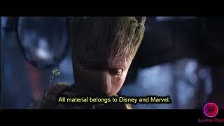 Groot Helps Thor To make Storm Breaker in Avengers Infinity War   Hindi   4K