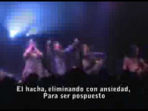 Aborted: Parasitic Flesh Resection (Subtítulos en español)