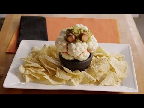 Halloween Recipes - How To Make Brain Dip - Smashpipe Style