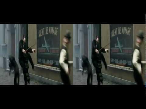 Tin Tin Trailer in 3d (English)