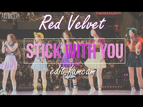 RED VELVET  ☾Stick With You☽ EDIT.FANCAM