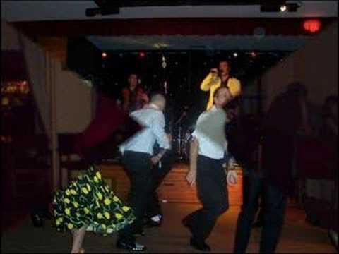 Shakin stevens   Rockin' The Night Away (shakyfred and co)