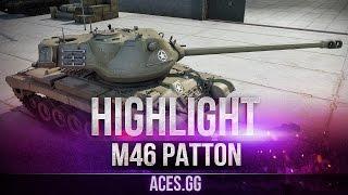 М46 Паттон - старый, добрый генерал