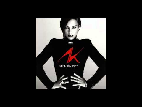 Fire We Make - Alicia Keys ft. Maxwell (Girl On Fire)