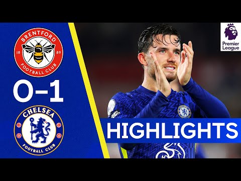 Brentford 0-1 Chelsea | Blues Stay Top After Superb Chilwell Strike!