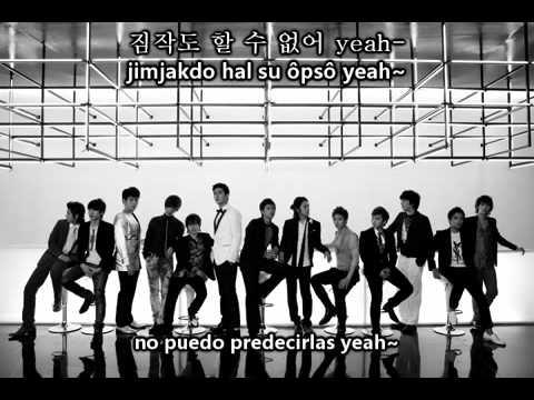 Super Junior - 니가 좋은 이유 (Why I Like You) [subs español romanización kor lyrics]