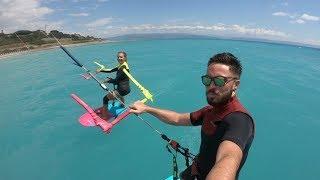 Leucate : le kite foil sera discipline olympique aux J.O de 2024 à Paris