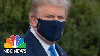 Live: NBC News Special Report: The President Hospitalized