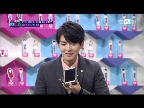 Super Idol Chart Kyuwook Ryeowook 2da Llamada a Kyuhyun sub español