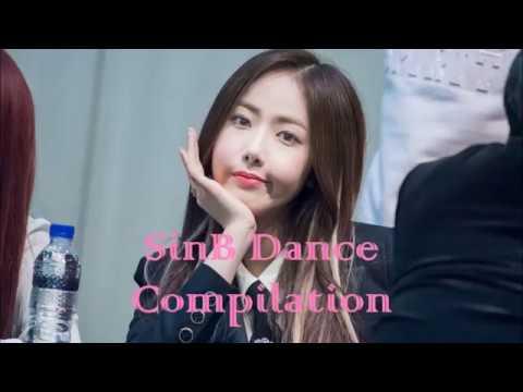 SinB (GFriend) Dance Compilation